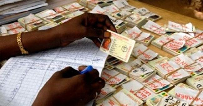 Les inscriptions pour les nouvelles cartes d'identité ouvertes dans plusieurs quartiers de Dakar ce lundi