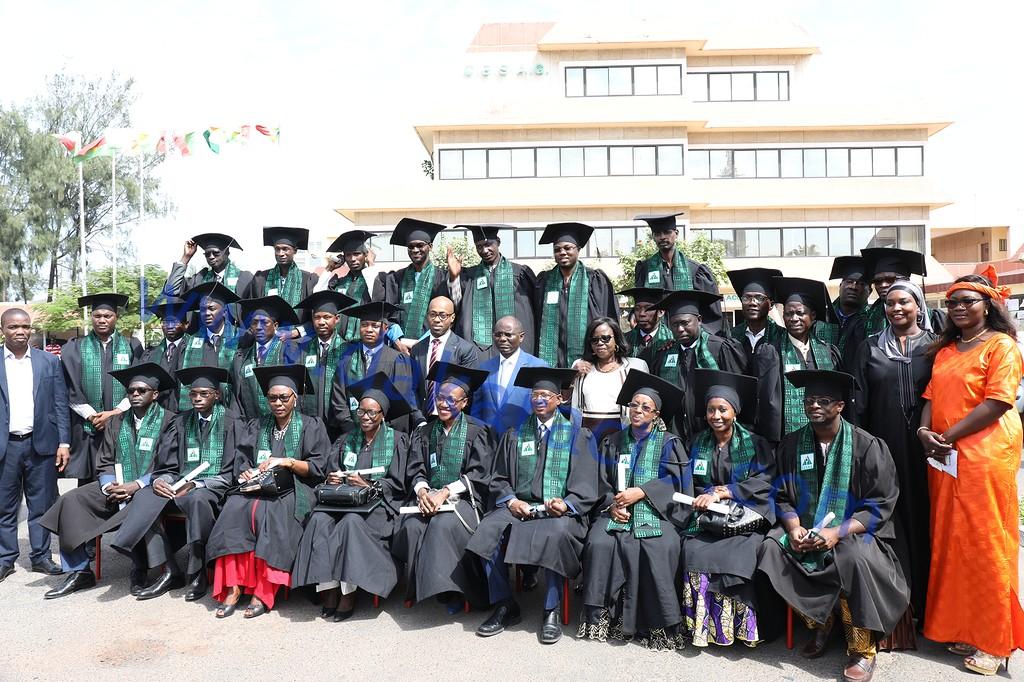 Remise de diplômes MBA International (Paris Dauphine) : Pour éradiquer les problèmes de management dans les institutions africaines
