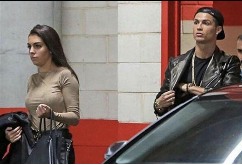 Cristiano ne se cache plus avec Georgina