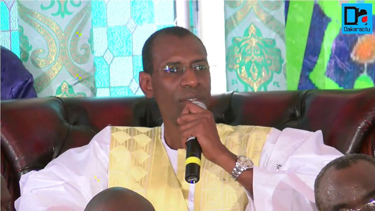 Abdoulaye Daouda Diallo statisfait des préparatifs du gamou 2016