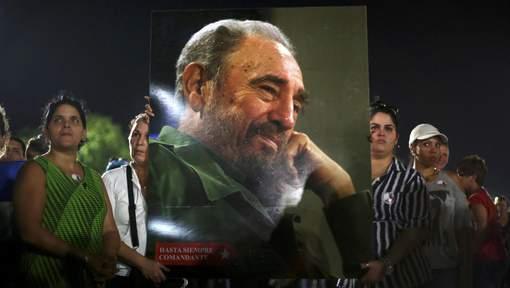 La Havane a dit adieu à Fidel Castro