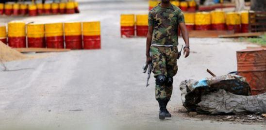 TCHAD : Un homme tire plusieurs coups de feu en direction de l'ambassade des Etats-Unis
