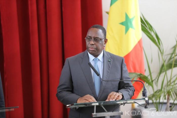 Le président Macky Sall rencontre l'opposition demain à 17 heures