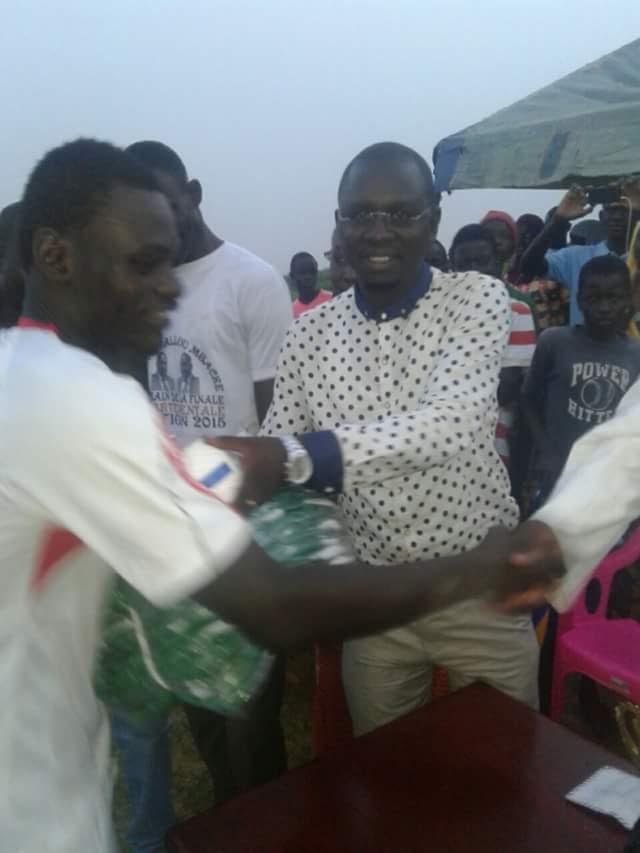 BATHIE SOGUE (SG Ujtl de Touba) : ' Manko Wattu Sénégal doit disparaître '