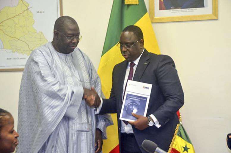 Discours de pr sentation du rapport annuel 2015 du cnra de monsieur babacar tour son - Monsieur le directeur de cabinet ...