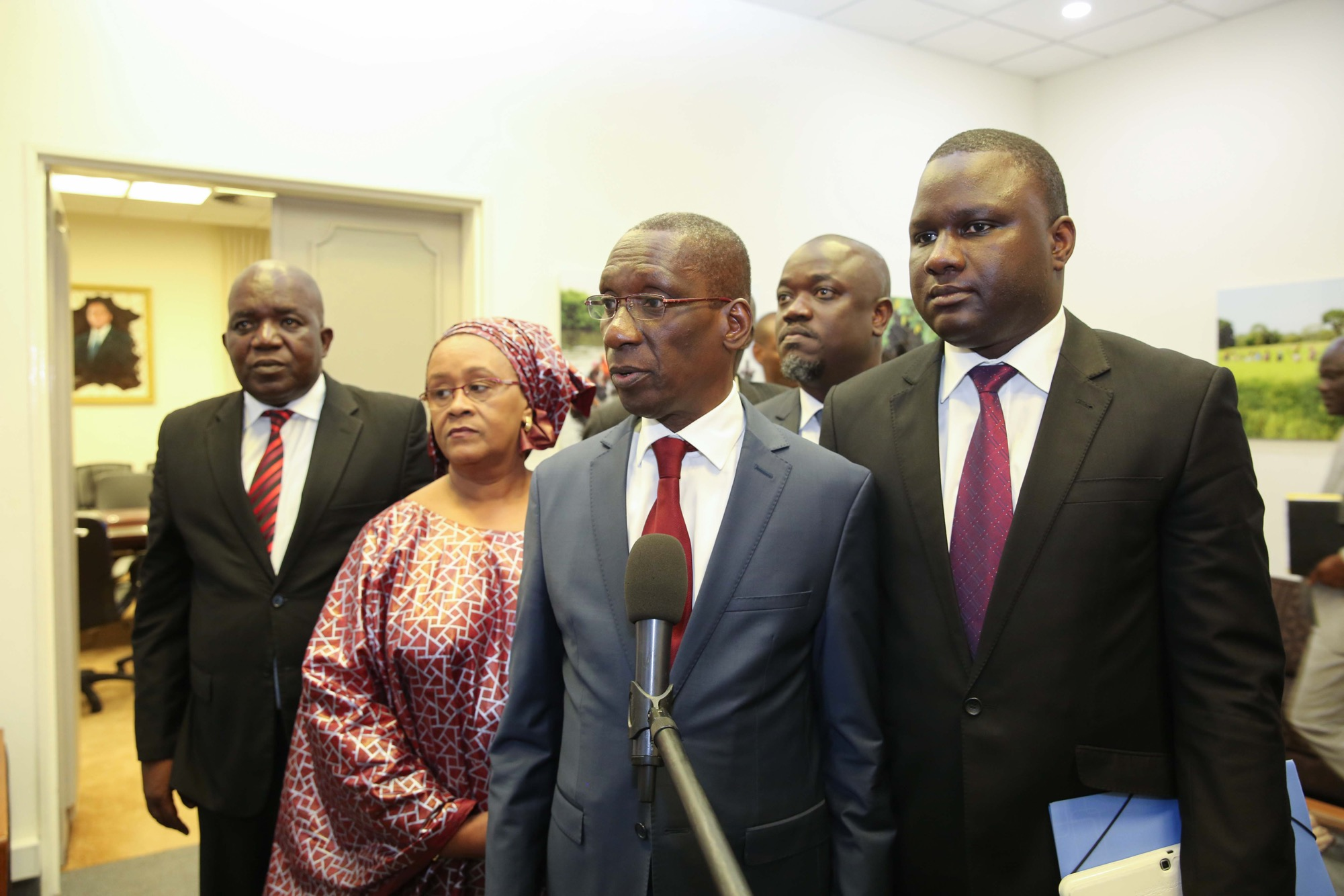 Issue de leur audience avec Macky Sall :  Le front Mànkoo Wattu Senegaal se prononce demain