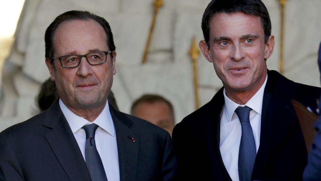Présidentielle de 2017 : Après le retrait de Hollande, Valls en première ligne