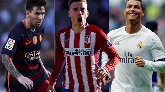 Joueur FIFA de l'année 2016 : les 3 finalistes dévoilés !