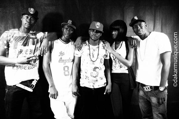 GALSEN HIP HOP AWADS 2016 : Le meilleur album groupe revient au groupe Jah Me Rue