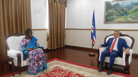 Présidence de la commission de l'Union Africaine : Le Sénégal sollicite le soutien du Cap-Vert pour la candidature de Abdoulaye Bathily