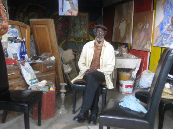 SOUTIEN : Le président Macky Sall offre 5 millions de francs à Joe Ouakam