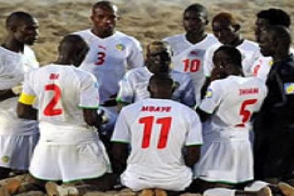 Can 2016 de Beach Soccer : Le Sénégal entre en lice aujourd'hui contre le Maroc