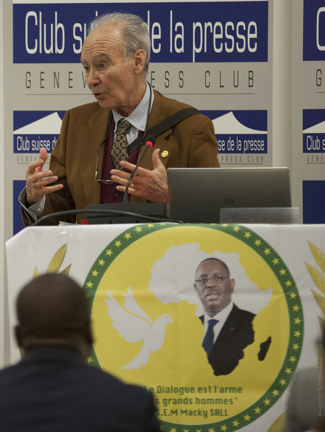 Le Prix  Macky Sall pour le Dialogue institué il y a quelques heures à Genève