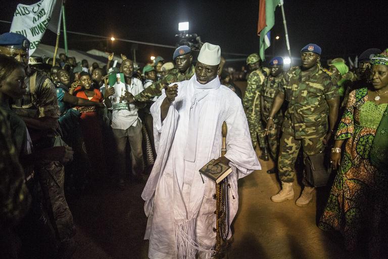 GAMBIE : Le Chef de l'armée gambienne Ousmane Badjie considéré comme un traitre