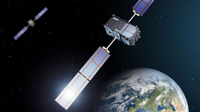 Le «GPS européen» Galileo entre en service (officiel)
