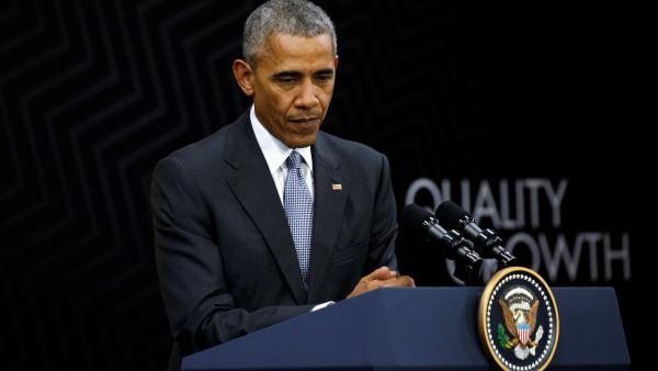 Présidentielle : Obama annonce que les Etats-Unis vont riposter au piratage russe