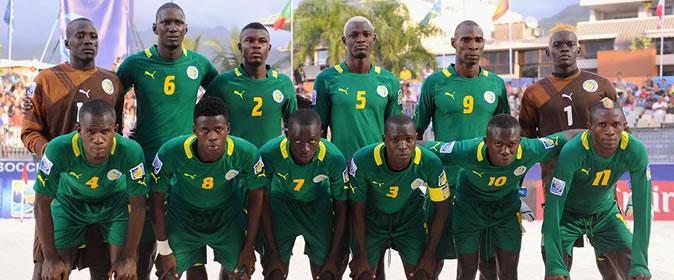 CAN Beach Soccer: Le Sénégal affrontera l'Egypte en demi-finale ce samedi