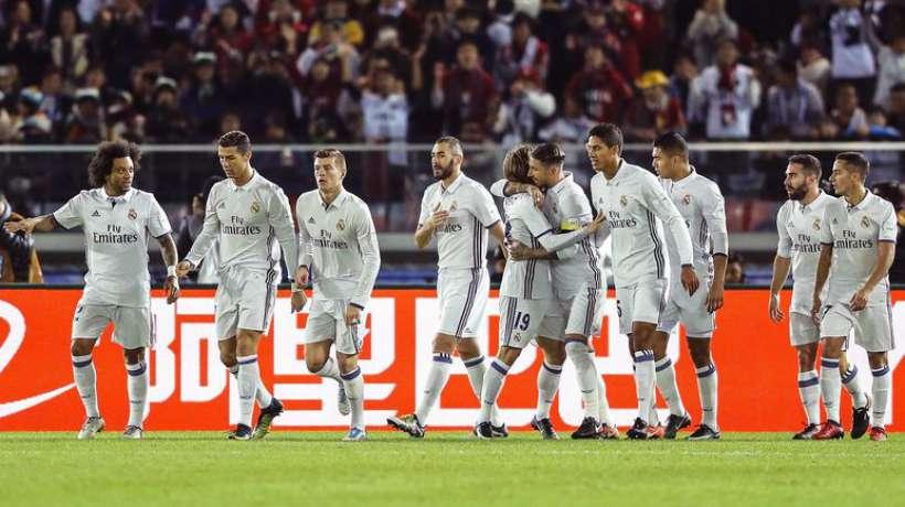Coupe du Monde des clubs : un grand Ronaldo offre au Real un nouveau titre
