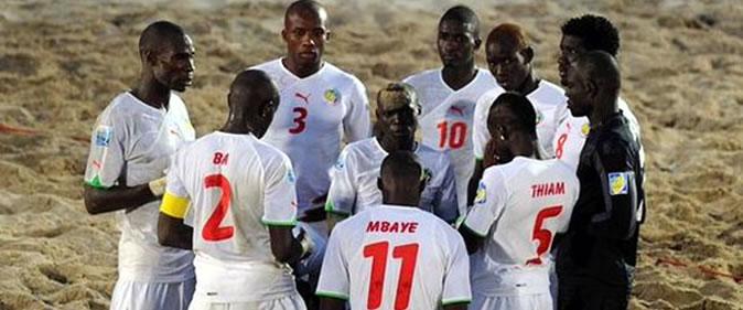 Beach Soccer: Finale Nigéria-Sénégal ce dimanche