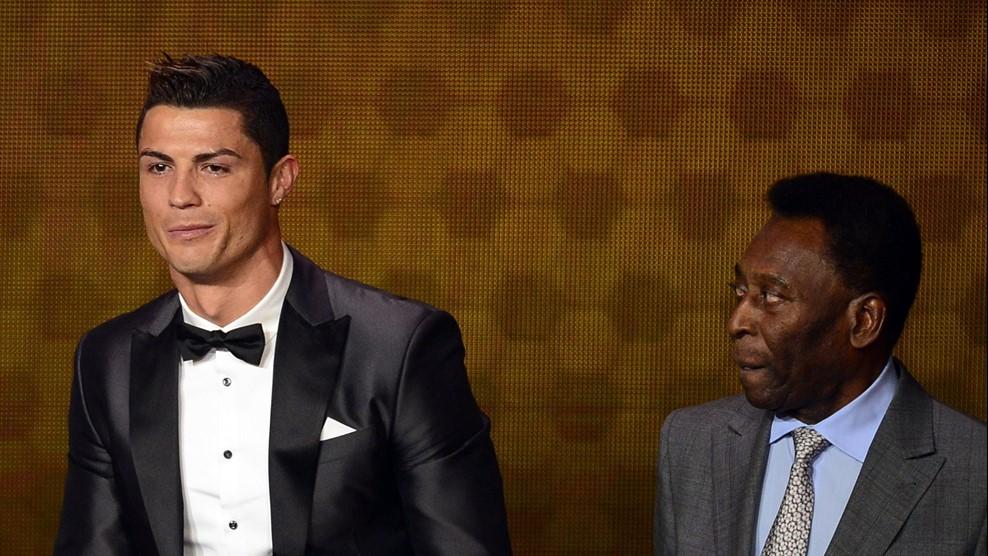 Ronaldo, du jamais vu depuis Pelé!