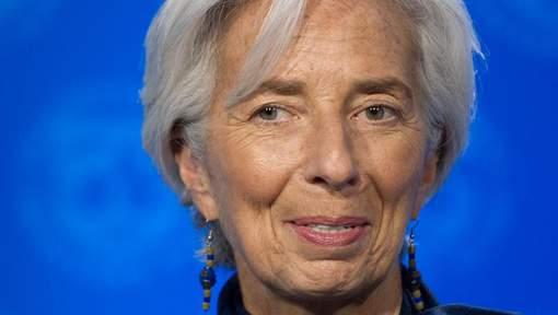 Reconnue coupable, Christine Lagarde ne contestera pas le jugement