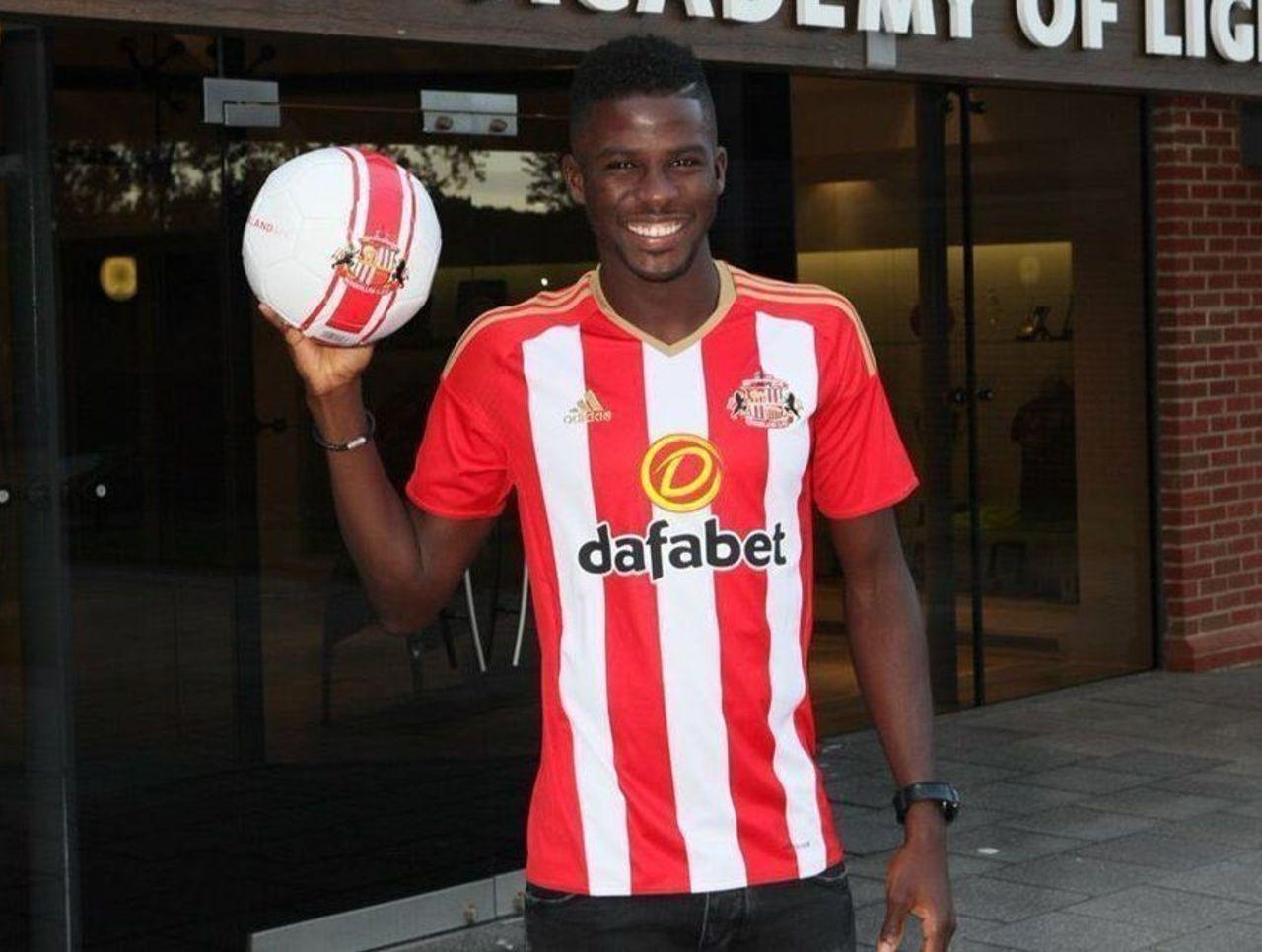 Papy Djilobodji dans l'équipe type du week end en Premier League.