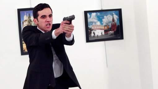 L'assassin de l'ambassadeur russe a protégé Erdogan huit fois depuis le putsch