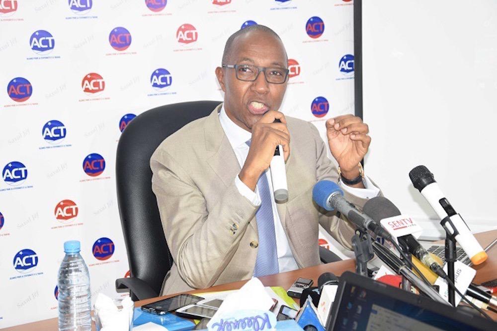 """PÉTROLE ET GAZ : """"L'ACT condamne avec la plus grande fermeté ce refus de transparence du Gouvernement dans la gestion des ressources en hydrocarbures du Sénégal"""""""