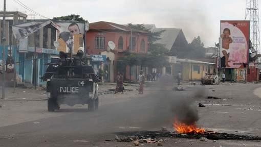 Reprise timide des activités à Kinshasa