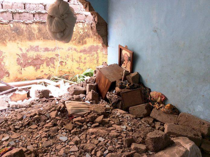 Mermoz : Les risques d'effondrement de mur encore réels