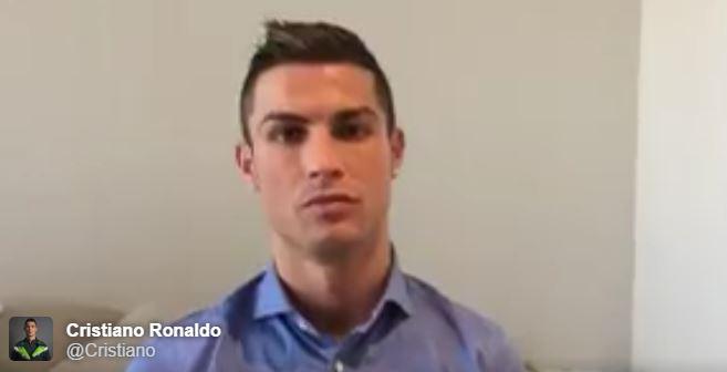 Le don 'généreux' de Ronaldo pour les enfants syriens