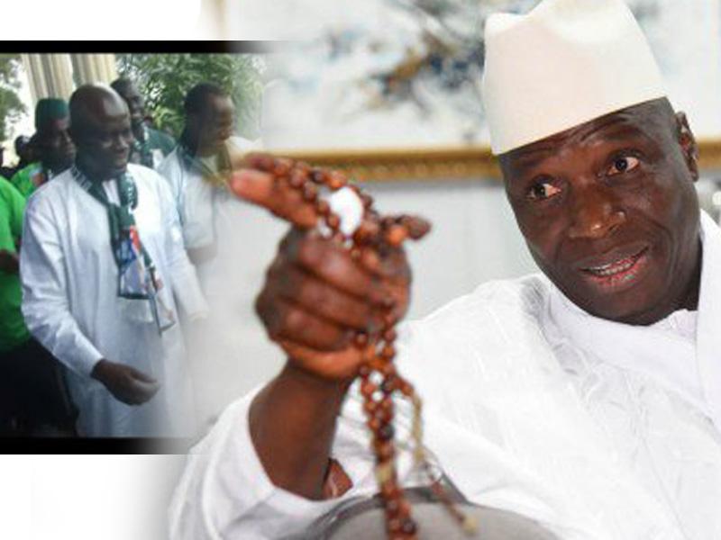 GAMBIE : Yaya Jammeh lâché par son homme d'affaires Amadou Samba