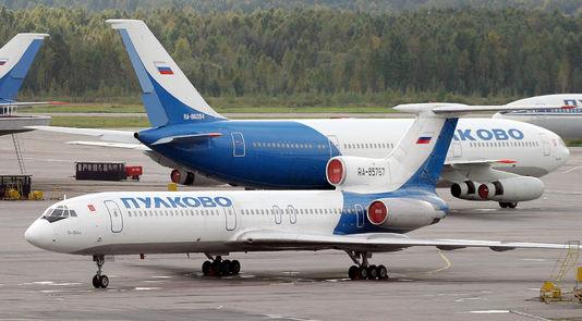 Un avion militaire russe s'écrase en mer Noire, aucun signe de survivants