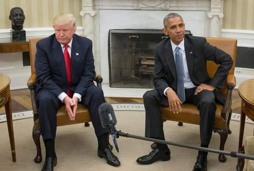 Obama reste l'homme le plus admiré des Américains... devant Trump