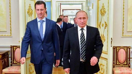 Poutine annonce la signature d'un accord de cessez-le-feu