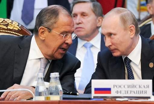 Poutine refuse l'expulsion des diplomates américains