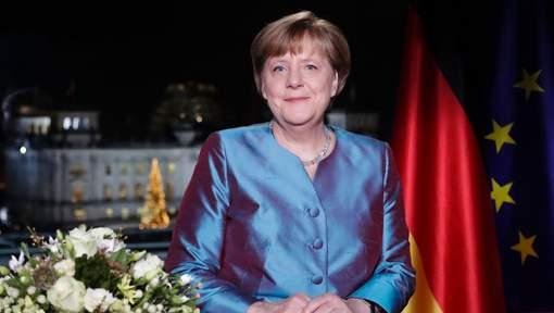 """Merkel appelle les Allemands à la cohésion face au """"terrorisme"""""""