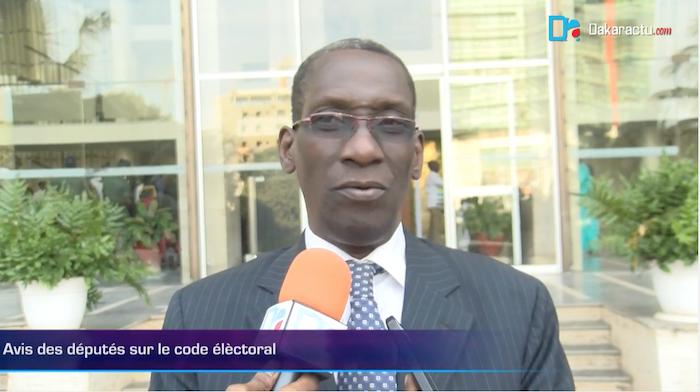 """Mamadou Diop Decroix : """" L'augmentation du nombre de député vise un autre objectif que la diaspora """""""