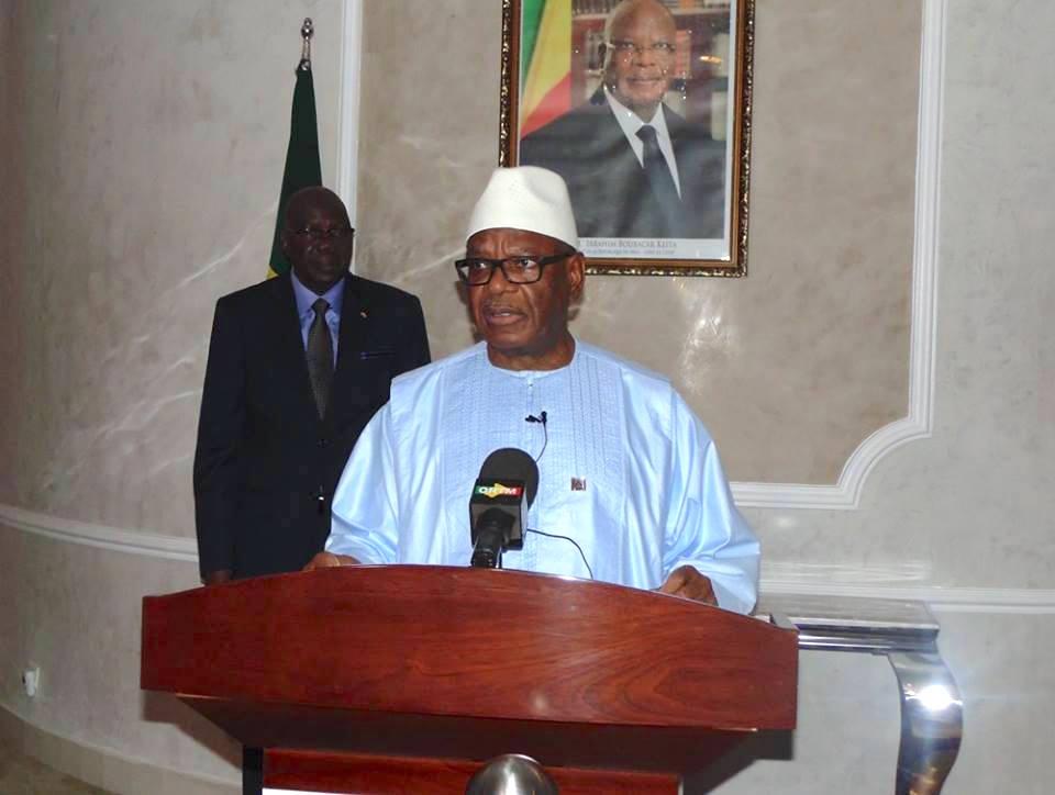 Mali : IBK tente d'apaiser la polémique sur le «rapatriement» de sans-papiers