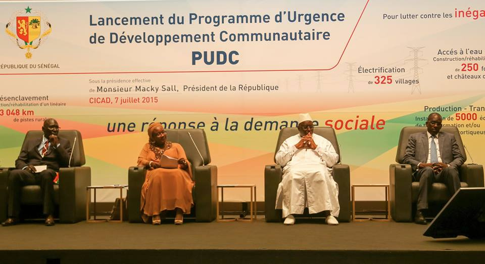 Le PUDC : une innovation politique en matière de  développement rural au Sénégal ?