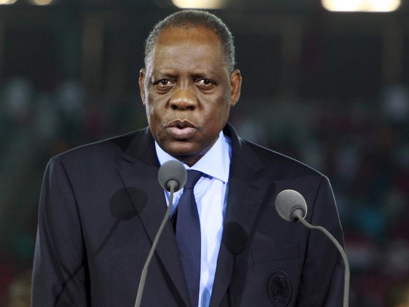 La CAF dément l'existence de poursuites contre son président
