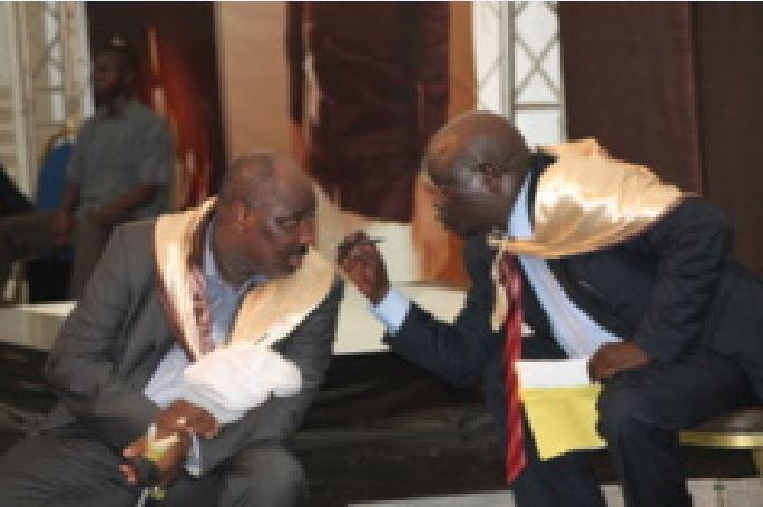 Sen de l'APR : Farba Ngom « empoigne » Djibril War : « ta sortie est une haute trahison… »