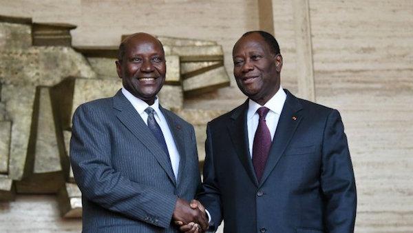 Côte d'Ivoire : Ouattara nomme son ex-Premier ministre Kablan Duncan à la vice-présidence