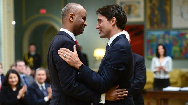 Canada : Le député d'origine somalienne Ahmed Hussen nommé ministre de l'Immigration