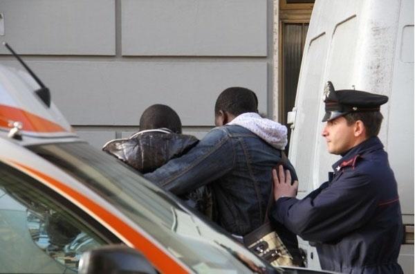 Arrestation d'un passeur Sénégalais en Italie
