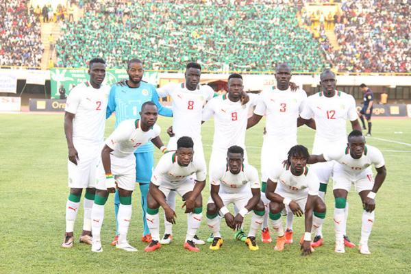 Classement FIFA : le Sénégal reste 1er pays africain et 33eme au rang mondial