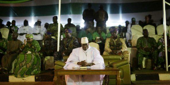 Les députés nigérians proposent l'asile au président gambien Yahya Jammeh