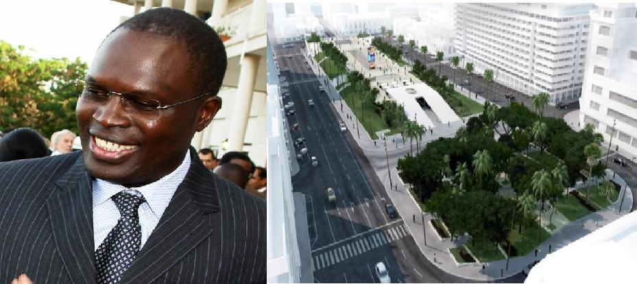 Démarrage des travaux de la Place de l'Indépendance : La Sones dément Khalifa Sall