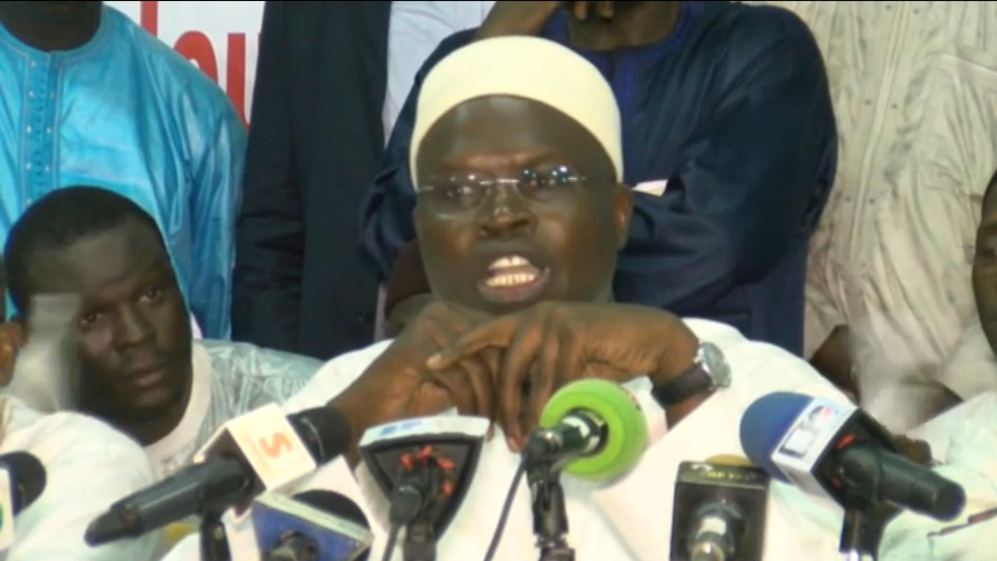 Le maire de Dakar toutes griffes dehors : Khalifa avocat de Bamba