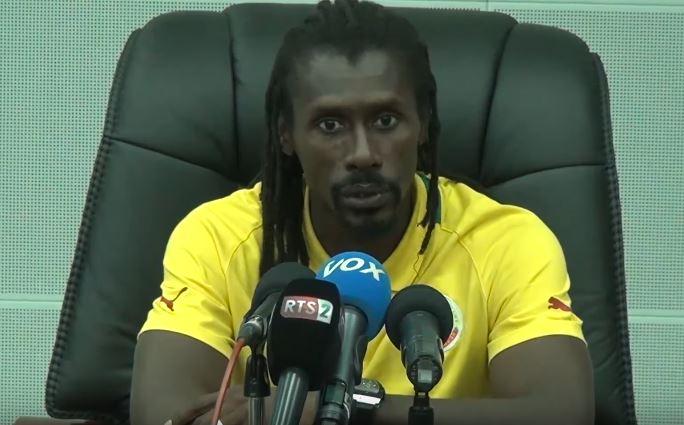 Aliou Cissé, sélectionneur des «Lions» : «Le groupe de 2015 n'est pas celui de 2017»